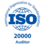 ISO/IEC 20000 Auditor Certification - Continual Process Improvement
