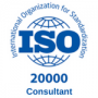ISO/IEC 20000 Consultant Certification - continual process improvement