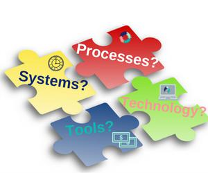 digital information product systems, tools, technology and processes