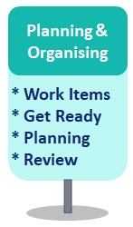 Sign - Planning and Organising