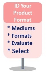 Information Product Ideas 3rd Stop - Investigate Your Information Product Format Options
