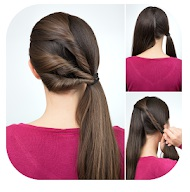 visual information - app hair styling